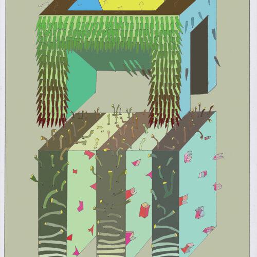 Sunny Nestler's Impossible Landscape